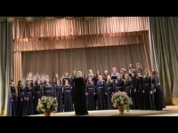 Embedded thumbnail for «Дни открытых дверей в ЮУрГИИ»-2021. Академический женский хор, рук. Чернова Н. Г.