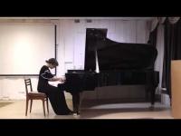 Embedded thumbnail for Концерт фортепианной музыки. Мария Зарецкая кл. преп. Валеевой Ф. Х.