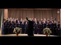 Embedded thumbnail for «Дни открытых дверей в ЮУрГИИ»-2021 Акад женский хор, рук. Чернова Н. Г. «Ты река ль моя, реченька»