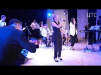 Embedded thumbnail for страдный оркестр Антона Бугаева в ЧелГУ. март 2021 г.