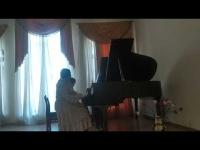 Embedded thumbnail for Отчетный концерт Кафедры Фортепиано. Июнь 2021