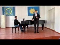 Embedded thumbnail for 1 премия Международного конкурса вокалистов «Орфей» (видео)-2021. Рысбек А., г.Шымкент