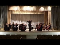 Embedded thumbnail for Отчётный концерт Камерного оркестра ЮУрГИИ «Престиж», дирижер — Александр Матушкин. Видеозапись 2021 г.