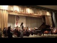 Embedded thumbnail for Видеозапись с концерта камерной инструментальной и вокальной музыки С. В. Рахманинова (камера 2)