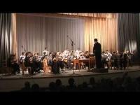 Embedded thumbnail for Рождественский концерт 2012 Оркестр Народных инструментов (руководитель, дирижёр Александр Бакланов) часть II
